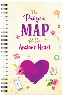 Picture of The Prayer Map(r) for the Anxious Heart