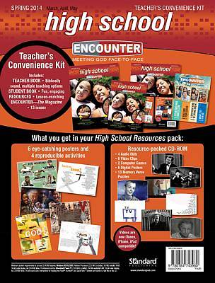 Standard Encounter High School Teachers Kit Spring 2014