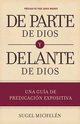 Picture of Departe de Dios y Delante de Dios
