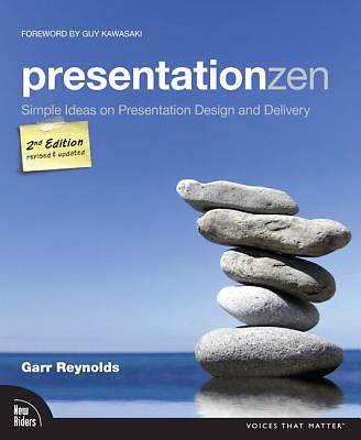 Picture of Presentation Zen
