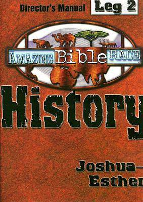 Amazing Bible Race, Directors Manual, Leg 2 CDROM