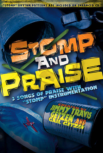 Stomp and Praise CD Preview Pak