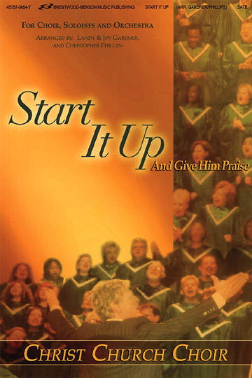 Start It Up! CD Preview Pak