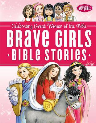 Picture of Brave Girls Bible Stories