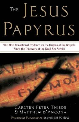 Picture of The Jesus Papyrus