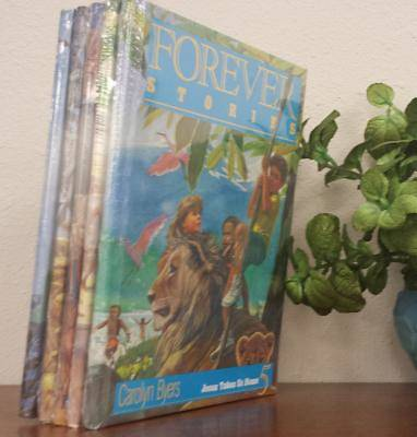 Picture of The Forever Stories-Boxed Set, 5 Vol.