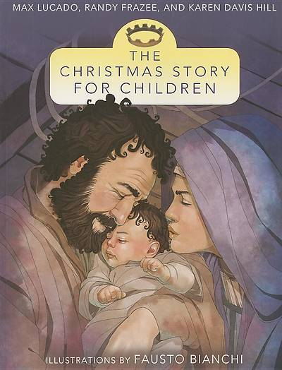 Picture of The Christmas Story for Children