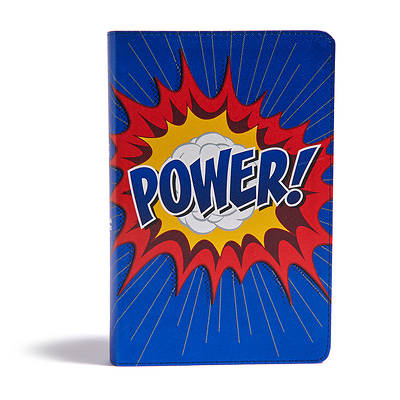 Picture of CSB Kids Bible, Power Leathertouch