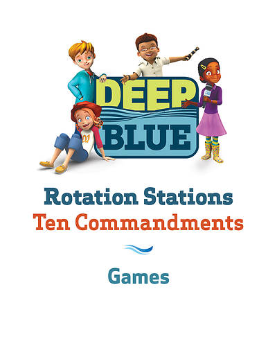 Deep Blue Rotation Station: Ten Commandments - Games Station Download