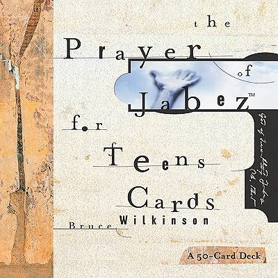 Prayer of Jabez for Teens Cards