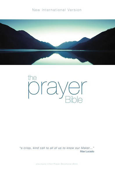 The Prayer Bible New International Version
