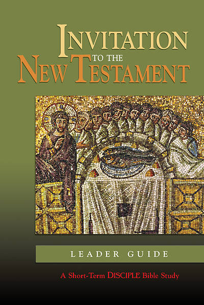 Invitation to the New Testament: Leader Guide