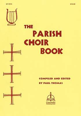 Picture of The Parish Choir Book