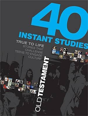 40 Instant Studies - Old Testament