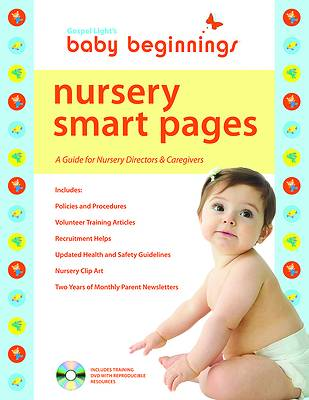 Gospel Light Baby Beginnings 0-36 Smart Pages with DVD