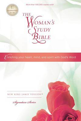 Womans Study Bible-NKJV-Signature