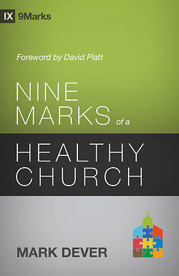 Picture of Nine Marks of a Healthy Church