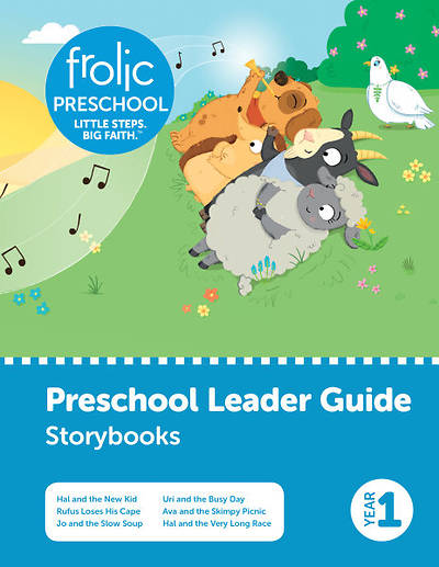 Picture of Frolic Preschool Leader Guide