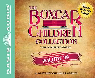 The Boxcar Children Collection Volume 39 (Library Edition)