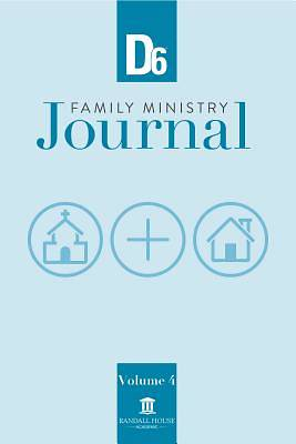 Picture of D6 Family Ministry Journal