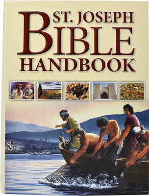Picture of St. Joseph Bible Handbook