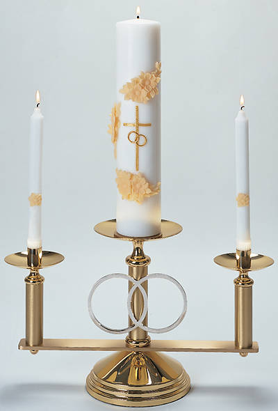 Tabletop Wedding Candelabra