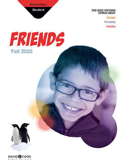 Bible-in-Life Elementary Friends Fall