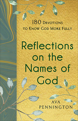 Picture of Reflections on the Names of God