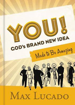 You! Gods Brand New Idea
