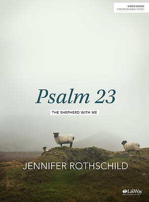 Picture of Psalm 23 - Bible Study Book