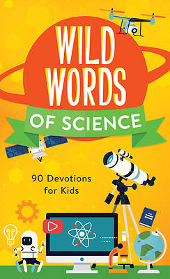 Picture of Wild Words of Science