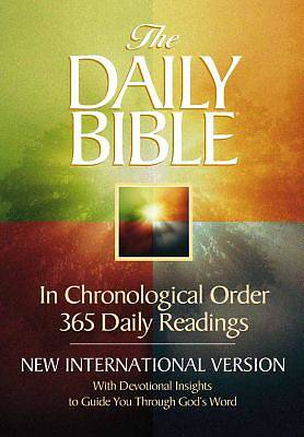 The Daily Bible In Chronological Order