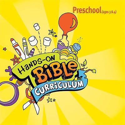 Groups Hands-On Bible Curriculum Preschool CD Fall 2012