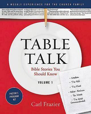 Picture of Table Talk Volume 1 - Pastor's Program Kit