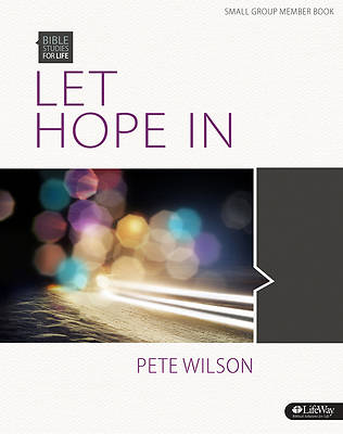 Let Hope in Volume 3 Member Book