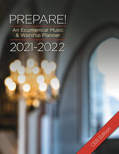 Picture of Prepare! 2021-2022 CEB Edition