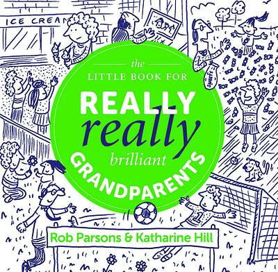 Picture of The Little Book for Really Really Brilliant Grandparents