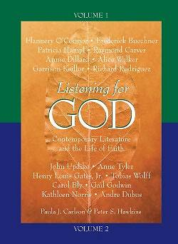 Listening for God Volumes 1-2 DVD