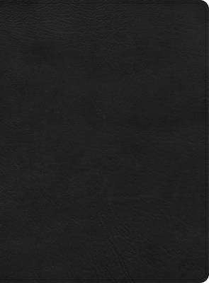 Picture of CSB Apologetics Study Bible, Black Leathertouch