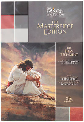 Picture of The Passion Translation New Testament Masterpiece Edition