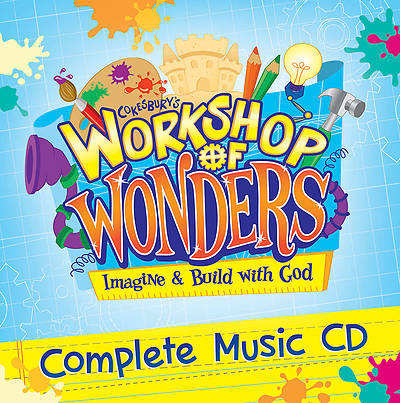 Vacation Bible School (VBS) 2014 Workshop of Wonders Complete Music CD