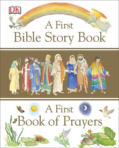 Picture of A First Bible Story Book and a First Book of Prayers