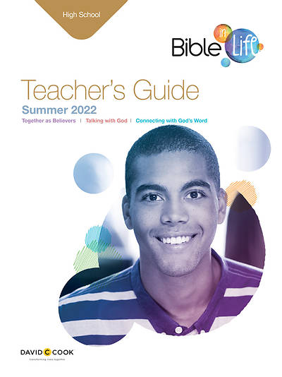 Bible In Life High School Teacher Guide Summere Summer