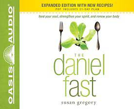 The Daniel Fast Audio CD