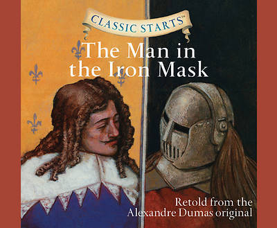 Picture of The Man in the Iron Mask, Volume 51