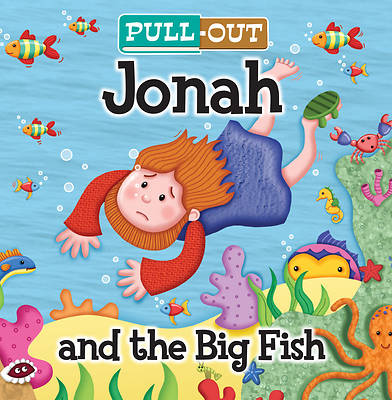 Picture of Pull-Out Jonah and the Big Fish