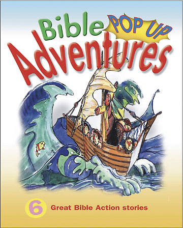 Pop-Up Bible Adventures