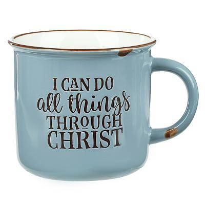 Picture of Camp Mug Chip All Things Blue