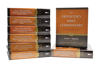 Expositors Bible Commentary---Revised