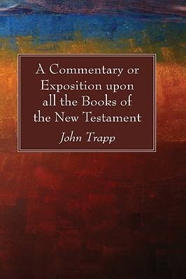 Picture of A Commentary or Exposition upon all the Books of the New Testament